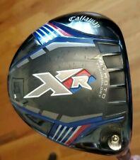 Callaway Golf XR 10.5* Driver Regular Flex Project X 5.5 Graphite Shaft W/Cover