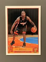 2003 Topps Collection #225 Dwyane Wade Rookie SP Miami Heat