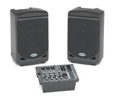 Samson Expedition Xp150 150 Watt Complete Portable Pa System w/ Cables