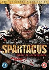 , Spartacus: Blood And Sand Season 1 [DVD] [2017], Like New, DVD