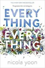 Everything, Everything by Nicola Yoon Hardcover Book (English) Free Shipping