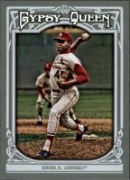 2013 Topps Gypsy Queen Baseball #80 Bob Gibson St. Louis Cardinals