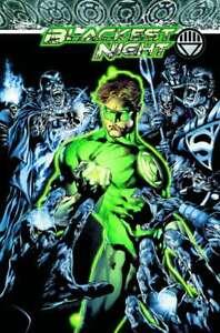 Blackest Night HC Set 3 Vols Sealed New Green Lantern Corps Johns Tomasi