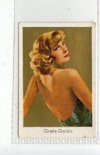 (Jd3475) SALEM,FILM STARS,GRETA GARBO,1930,#11
