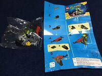 Lego Atlantis-Sous l/'eau Speeder 8072-NEUF-NEUF dans sa boîte
