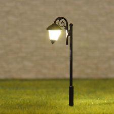 8 pcs N Scale Lamp LEDs made Model Lamppost long life Light few hot #Y2713N