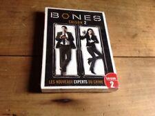 DVD série BONES saison 2 en 6 DVD