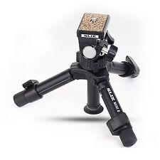 NEW SLIK mini 8 Black Tripod for Canon Nikon Sony DSLR SLR Camera, Table top