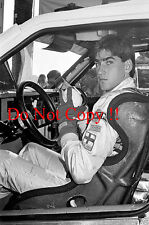 Henri Toivonen Martini Lancia World Rally Championship Portrait Photograph 4