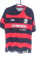 BRAZIL Shirt FLAMENGO Home Football Jersey 2009 OLYMPIKUS soccer