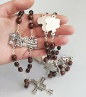 Way / Stations of The Cross Chaplet with Leaflet
