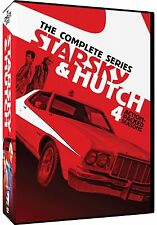 Starsky and Hutch The Complete TV Show Series DVD Set Video Film Disc Collection