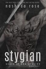 Stygian : Scars of the Wraiths: Prequel Book 1: By Rose, Nashoda