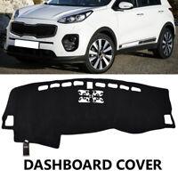 Xukey Dash Mat Dashboard Cover Dashmat For Kia Sportage 2016 2017 2018 2019 QL