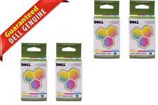 Lot of 4 New Original Dell Series 9 MK991 Ink Cartridge For 926 V305 V305W DX506