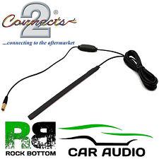 Kenwood DNX-521DAB Car Radio Stereo Glass Mount Discreet DAB Aerial Antenna