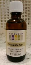 Aura Cacia Citronella Java 100% pure essential oil 2 fl oz (59mL)