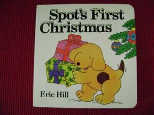 Spot s First Christmas  A Mini Lift-the-Flap Book
