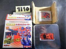 Takara Worlds Smallest Transformers Sideswipe 2004 WST