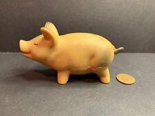 W. Goebel Rubber Pig, #7509, West Germany
