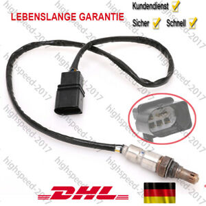 1xLambdasonde Lamdasonde Regelsonde 06A906262BR für Audi VW GOLF 6-polig DE