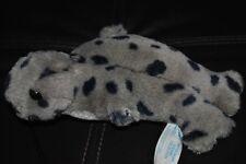 Black Spotted Gray Sea Lion Seal Plush Stuffed Animal Smithsonian Oceanic 1996