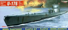 U-Boot U 176 type ix c sous-marin 1/400 MIRAGE