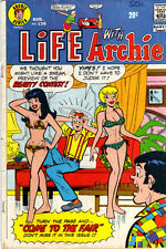 LIFE WITH ARCHIE #136 - 1973 - Vintage Comic VG