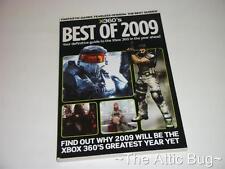 XBOX 360 ~ X360 Magazine ~ X360's Best of 2009 ~ Halo / Final Fantasy etc.
