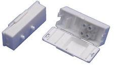 Réparation câble connecteur 2 voies boîte, câble d'alimentation portable d'entrée etc. 2 pieces om1082