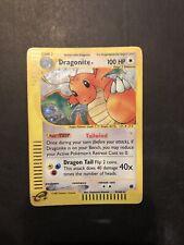 Pokemon - Dragonite - Holo Eng - 9/165 - Expedition Set - No Shining Charizard