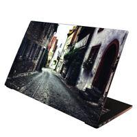 Laptop Folie  Aufkleber Schutzfolie für Notebook Skin Cover Altstadt 13-17 Zoll
