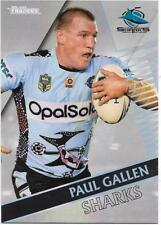 2018 NRL Traders Pearl Parallel (PS034) Paul GALLEN Sharks