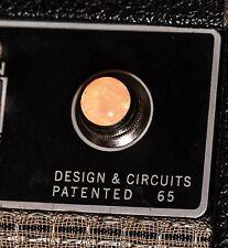 Guitar amplifier Jewel Lamp Indicator lamp jewel.  Model 001.  For pilot light