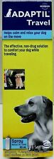 New listing Adaptil Travel Calm Spray for Dogs when Travel Vet Visits and Boarding 60 ml New