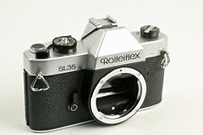 Gorgeous Rolleiflex SLR 35 body. German made. Fully operational. Mint condition.