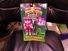 Auto Mighty Morphin Power Rangers Kimberly 1994 BANDAI Action Figure NIP