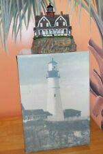 Harbour Lights Lighthouse Gay Head Massachusetts Figurine 894 /10,000 1998 Nib