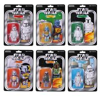 Medicom Kubrick Star Wars 2009 Boba Fett Collection Blister Carded Set of 6 pcs