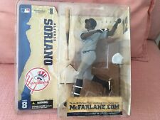 2004 McFarlane MLB Series 8 Alfonso Soriano New York Yankees #12 Action Figure