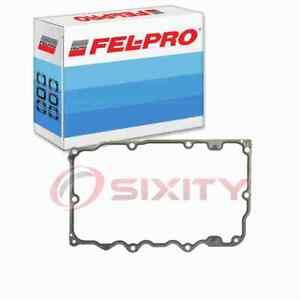 Fel-Pro Lower Engine Oil Pan Gasket Set for 2001-2011 Ford Ranger 4.0L V6 tm