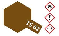 Tamiya Acryl Sprühfarbe TS-62 NATO Braun matt 100ml - 85062