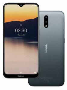 Nokia 2.3 6.2'' 4G Smartphone 2GB 32GB Dual-Sim Unlocked -Charcoal Pristine Cond