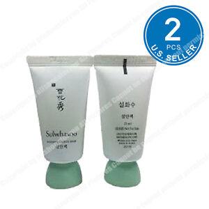 Sulwhasoo Radiance Energy Mask 15ml x 2pcs Sleeping mask Amore Pacific New
