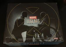 Marvel Legends SDCC 2020 HasbroPulse Exclusive Logan And Charles Xavier In Hand