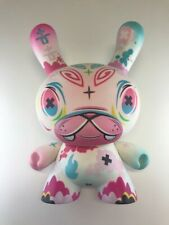 "8"" Dunny by Kidrobot - Painkiller by Thomas Han - 2006 Rare"