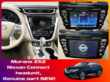 Murano Z52 Nissan Connect headunit, Genuine part NEW!
