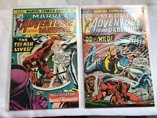 Marvel Adventure 1 and 2 Featuring Daredevil High Grade 9.0