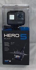 GoPro Hero 5 Black Camera With Original Batteries x2, Charger & More (Bundle)