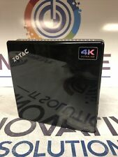 Zotac ZBOX Mini PC   i7-4770T @ 2.50GHz   4GB   320GB HDD   No OS   ZBOX-IQ01-U